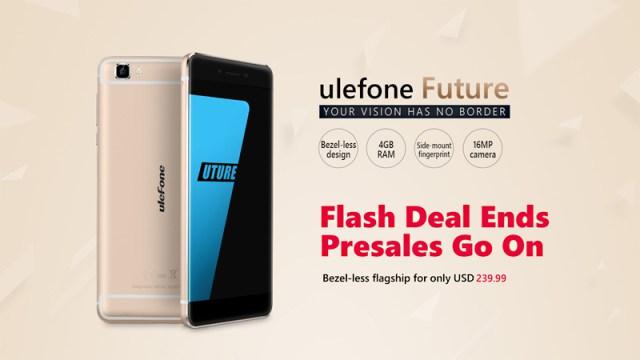 Ulefone-Future-Flash-Deal-Ends