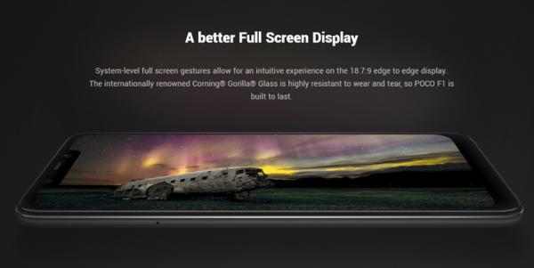 Exkluz 237 Vne Xiaomi Poco F1 64gb Aj 128gb Global V Predaji Za 325 23 Alebo 360 39 Xiaomiphone Sk
